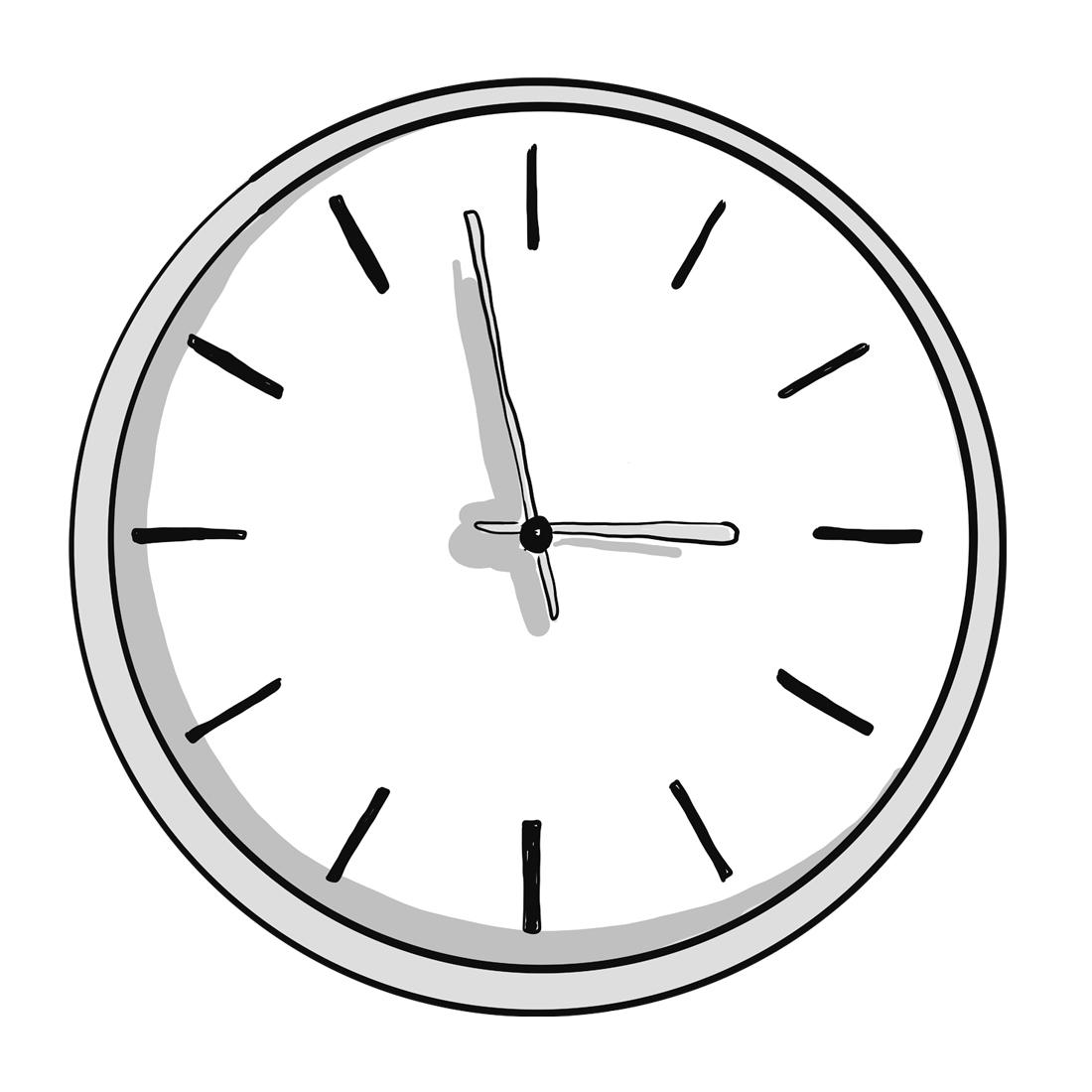 Symbol för tid